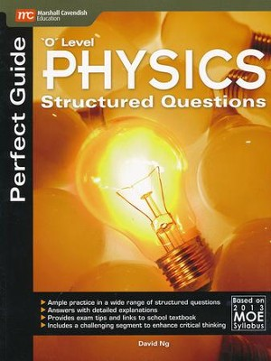 Physics Ordinary Level Structured Questions Grades 9-10  -     By: David Ng