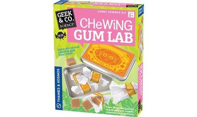 Chewing Gum Lab Kit  -