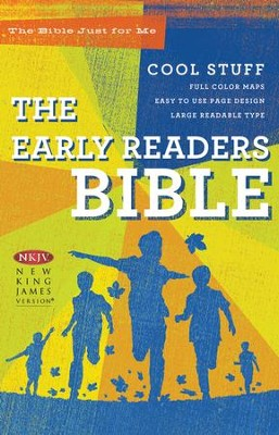 NKJV Early Readers Bible  -