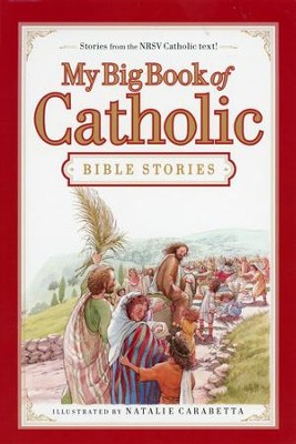 My Big Book Of Catholic Bible Stories  -