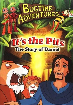 It's The Pits (Daniel), Bugtime Adventures DVD  -