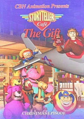 The Storyteller Cafe: The Gift, DVD    -