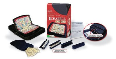 Travel Scrabble  -