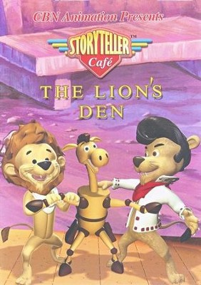 The Storyteller Cafe: The Lion's Den, DVD    -