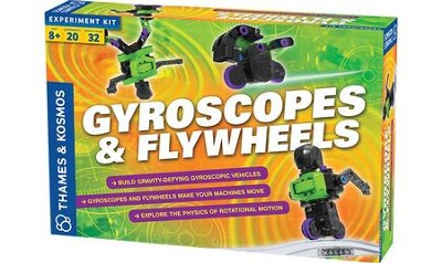 Gyroscopes & Flywheels Kit  -