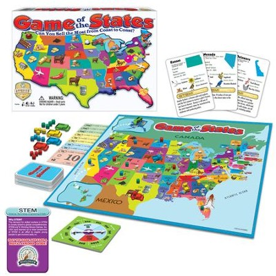 Game of the States  -