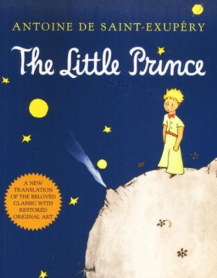 The Little Prince  Softcover  -     By: Antoine De Saint-Exupery
