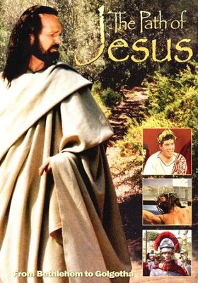 The Path of Jesus, DVD   -