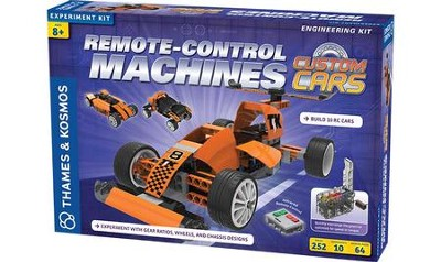 Remote-Control Machines: Custom Cars Kit  -