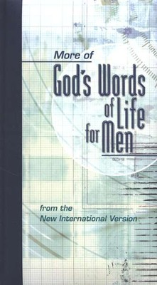 More of God's Word of Life for Men   -
