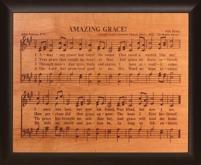 Amazing Grace Wall Art amazing grace wall art - christianbook