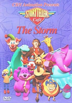 The Storyteller Cafe: The Storm, DVD   -