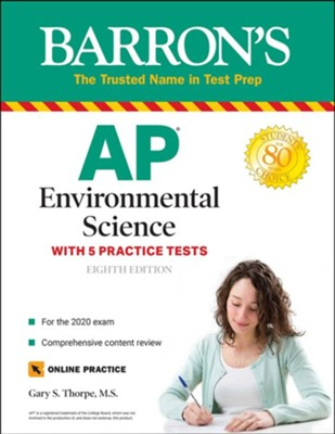 AP Environmental Science with Online Tests  -     By: Gary S. Thorpe