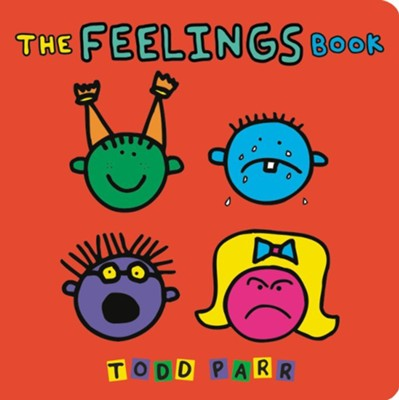 The Feelings Book  -     By: Todd Parr