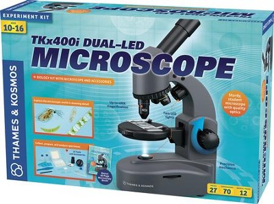 Dual LED Microscope  -
