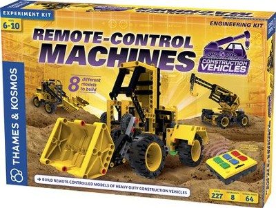 Construction Vehicles Kit  -