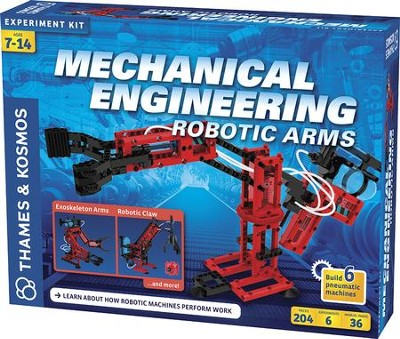 Mechanical Engineering, Robotic Arms Kit  -