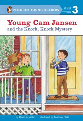 #20: Young Cam Jansen and the Knock Knock Mystery  -     By: David A. Adler     Illustrated By: Susanna Natti