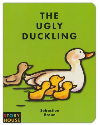 The Ugly Duckling  -     By: Sebastien Braun