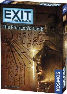 Exit, The Game, The Pharaoh's Tomb  -
