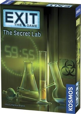 Exit, The Game, The Secret Lab  -