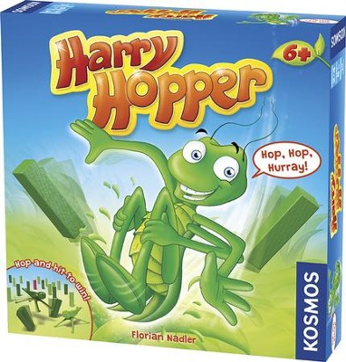 Harry Hopper Game  -