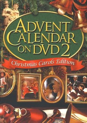 Advent Calendar on DVD 2, Christmas Carol Edition   -