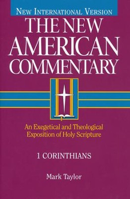 1 Corinthians: New American Commentary [NAC]   -     By: Mark Taylor
