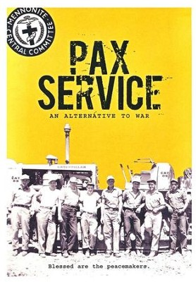 Pax Service: An Alternative to War, DVD   -