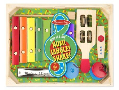 Band-in-a-Box, Hum! Jangle! Shake!  -
