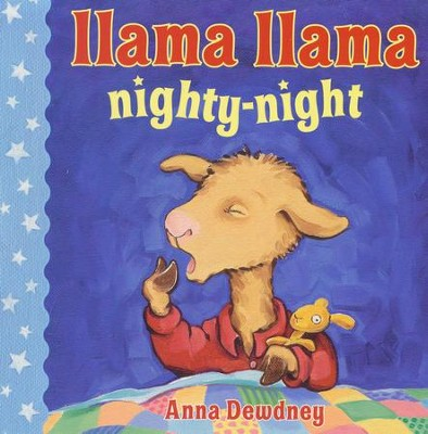 Llama Llama Nighty-Night  -     By: Anna Dewdney