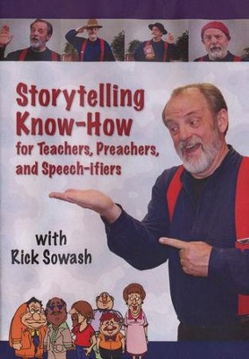 Storytelling Know-How, DVD   -