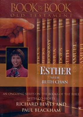 Book by Book: Esther DVD & Study Guide   -