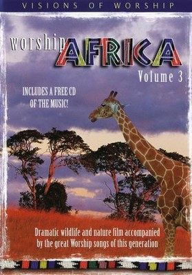 Worship Africa, Volume 3 (DVD & CD)   -