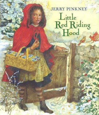 Little Red Riding Hood  -     By: Jerry Pinkney