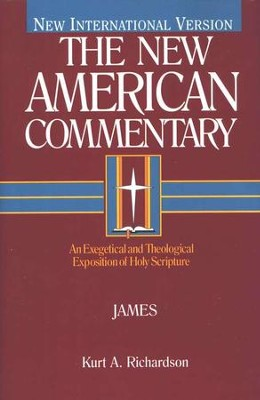 James: New American Commentary [NAC]   -     By: Kurt A. Richardson