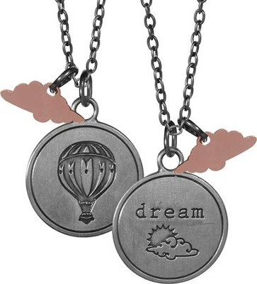 Dream, Charm Pendant  -