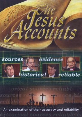 The Jesus Accounts, DVD   -