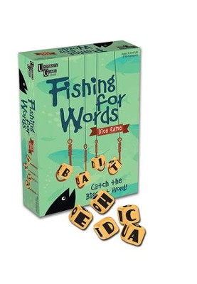 Fishing for Words Card Game  -