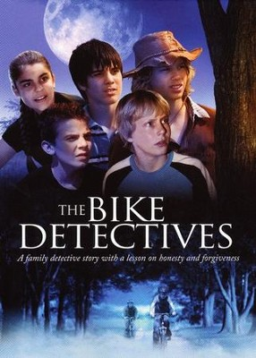 The Bike Detectives, DVD   -