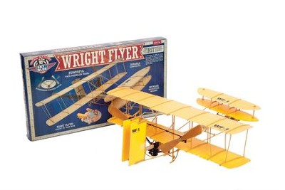 Giant Wright Flyer Retro Plane Kit  -