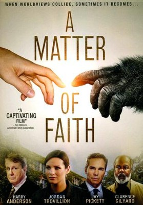 A Matter of Faith, DVD   -