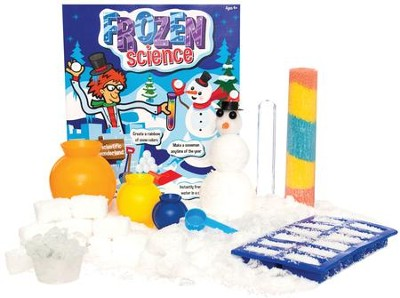 Frozen Science Activity Kit  -