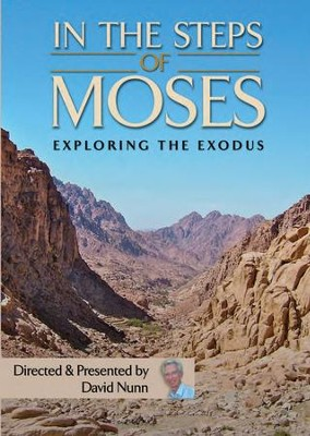 In the Steps of Moses: Exploring the Exodus, DVD   -
