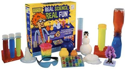 Real Science, Real Fun Science Kit  -