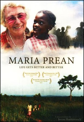 Maria Prean: Life Gets Better and Better, DVD   -