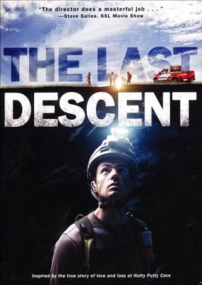 The Last Descent, DVD   -