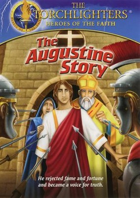 The Torchlighters Series: The Augustine Story, DVD   -