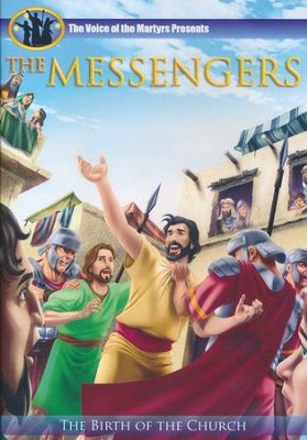 The Messengers: The Witness Trilogy, DVD   -