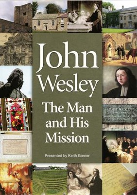John Wesley: The Man and His Mission, DVD   -